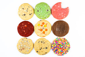 Event Large Size Cookies Package (50 Cookies)