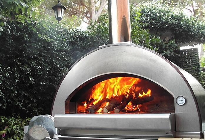 Alfa Pizza Forno 4 Pizze Wood Burning Pizza Oven Review
