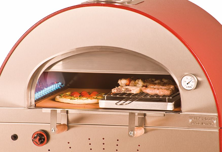 Alfa Pizza Wood Brace Gas