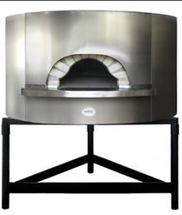 Ambrogi Mec 80 Series Commercial Wood Fired Pizza Oven | The Pizza Oven Store