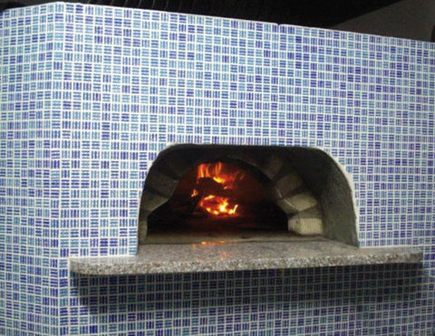 Ambrogi Mec 80 1540 Commercial Wood Fired Pizza Oven - The Pizza Oven Store Australia