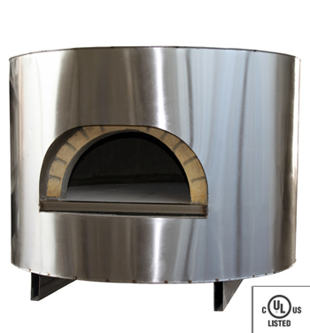 Ambrogi Jolly Grezzo Wood Fire Pizza Oven | The Pizza Oven Store