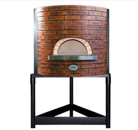Ambrogi Jolly Rifinito RIF 1250 Commercial Wood Fired Pizza Oven - The Pizza Oven Store Australia