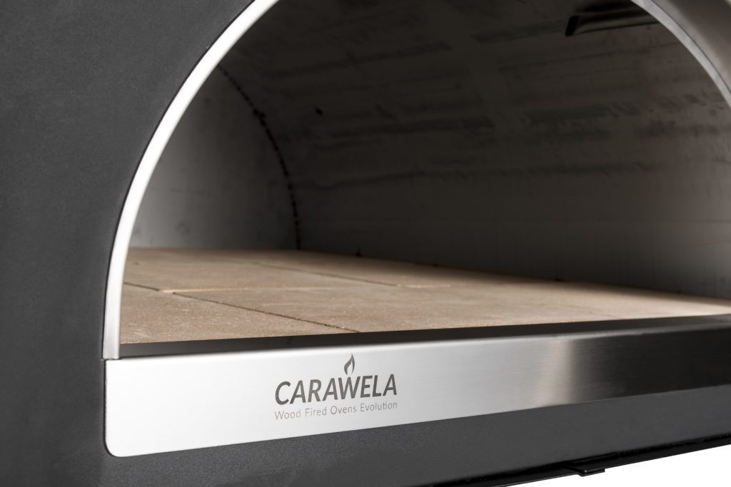 Carawela Pro Commercial Wood Fired Pizza Oven | The Pizza Oven Store