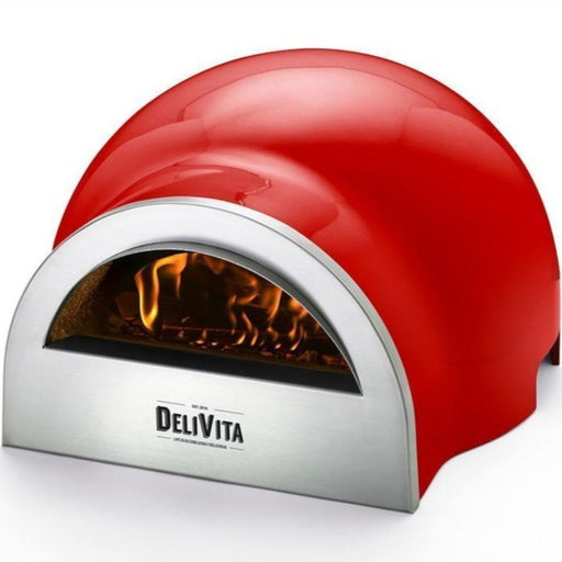 DeliVita Wood Fired Pizza Oven - The Pizza Oven Store