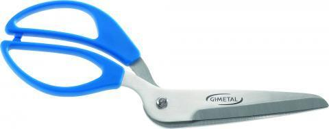 GI Metal Pizza Scissors in Stainless Steel - The Pizza Oven Store Australia