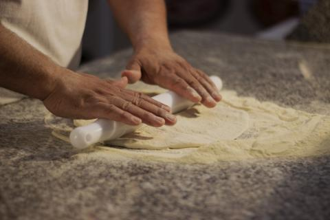 Gi.Metal Polyethylene Rolling Pin | The Pizza Oven Store