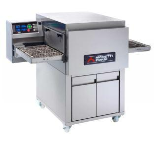 Moretti Forni T64E-1 Conveyor Pizza Oven | The Pizza Oven Store