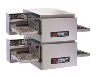 Moretti Forni T64E-2 Conveyor Pizza Oven - The Pizza Oven Store Australia