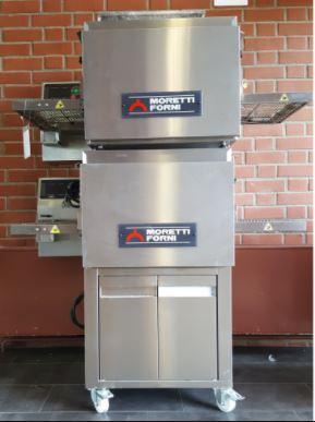Moretti Forni T64E-2 Conveyor Pizza Oven | The Pizza Oven Store