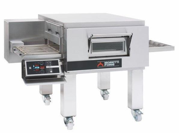 Moretti Forni T97G-1 Conveyor Pizza Oven | The Pizza Oven Store
