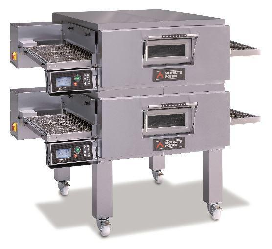 Moretti Forni T97G-2 Conveyor Pizza Oven | The Pizza Oven Store