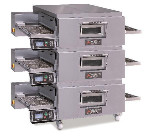 Image of Moretti Forni T97G-3 Conveyor Pizza Oven - The Pizza Oven Store Australia