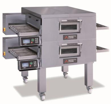 Moretti Forni TT98G-2 Conveyor Pizza Oven | The Pizza Oven Store