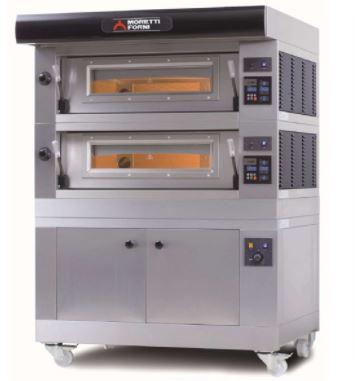 Moretti Forni COMP B-2-S Commercial Pizza Oven | The Pizza Oven Store