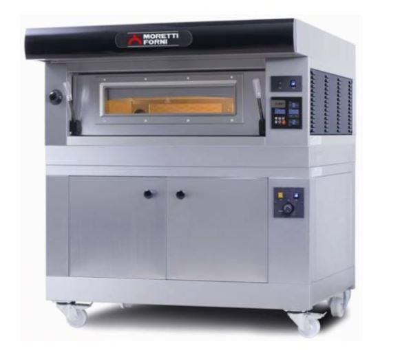 Moretti Forni COMP C-1-L Commercial Pizza Oven | The Pizza Oven Store