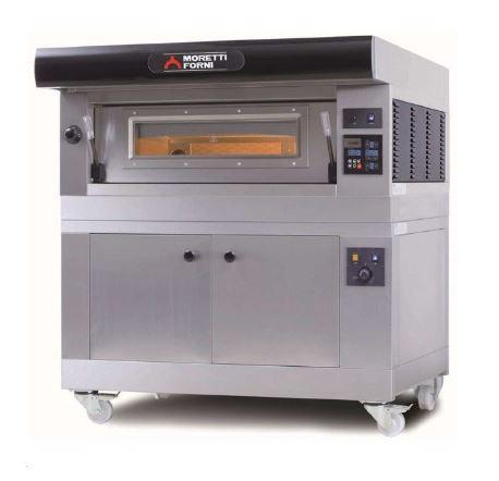Moretti Forni COMP D-1-L Commercial Pizza Oven - The Pizza Oven Store Australia