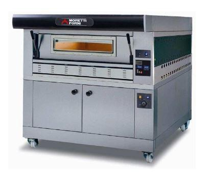 Moretti Forni COMP P110G B-1-L Commercial Pizza Oven | The Pizza Oven Store