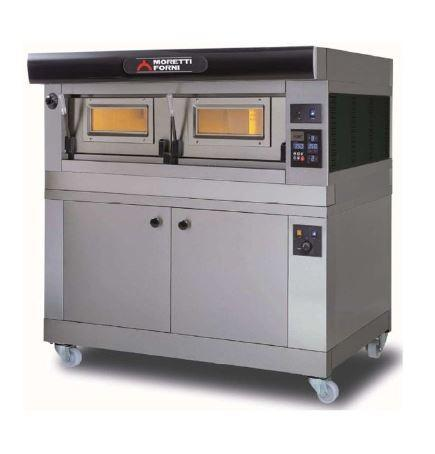 Moretti Forni COMP P120E C-1-S Commercial Pizza Oven | The Pizza Oven Store