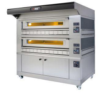 Moretti Forni COMP P150G A-2 Commercial Pizza Oven - The Pizza Oven Store