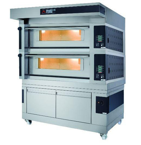Image of Moretti Forni COMP S100E-2-L Commercial Pizza Oven the pizza oven store
