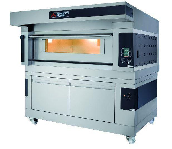 Moretti Forni COMP S125E-1-S Commercial Pizza Oven - The Pizza Oven Store Australia