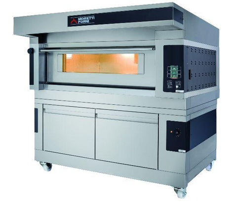 Image of Moretti Forni COMP S125E-1-S Commercial Pizza Oven the pizza oven store