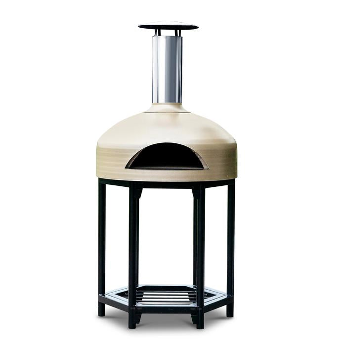 Polito Champagne Giotto Wood Fire Pizza Oven | The Pizza Oven Store