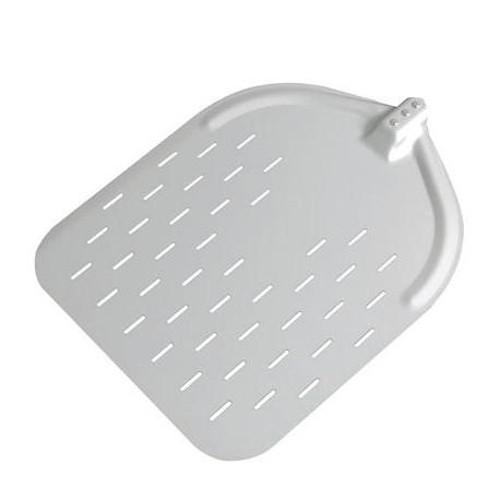 Regina Aluminium Pizza Peel Square Perforated Blade (REFIX) | The Pizza Oven Store