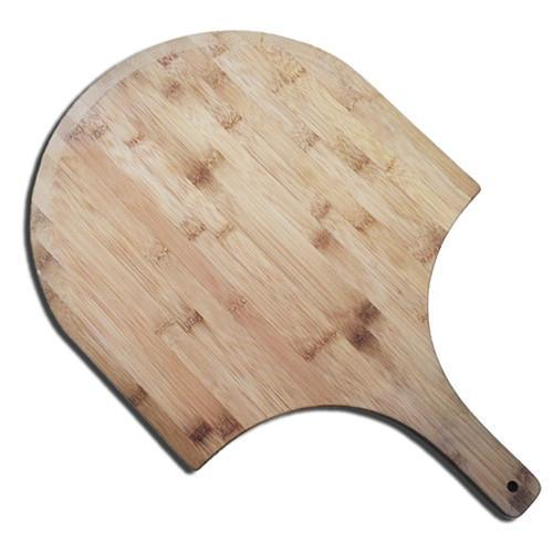 Regina Heavy Duty Round Bamboo Pizza Board MX350 Pizza Tools And Accessories - The Pizza Oven Store