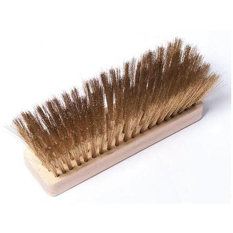 Regina Straight Oven Brush – Replacement Head Only SPAZ-02 Pizza Tools And Accessories - The Pizza Oven Store Australia