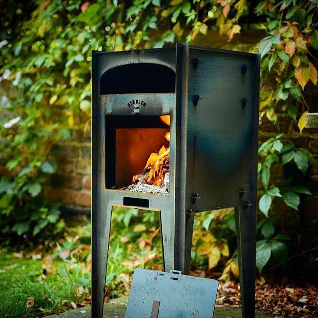 Stadler Made Outdoor Wood Fire Pizza Oven | The Pizza Oven Store