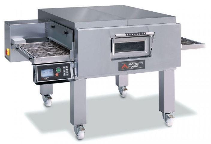 Moretti Forni TT98E-1 Conveyor Pizza Oven | The Pizza Oven Store