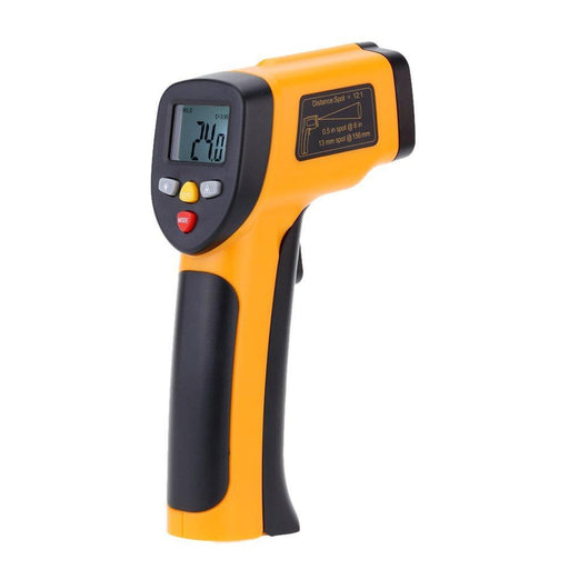 Industrial Compact Infrared Thermometer Gun -50°C to 650°C | The Pizza Oven Store