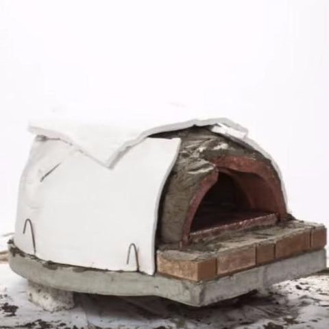 DIY Wood Fire Pizza Oven All inclusive 960mm Complete Kit Special - The Pizza Oven Store Australia