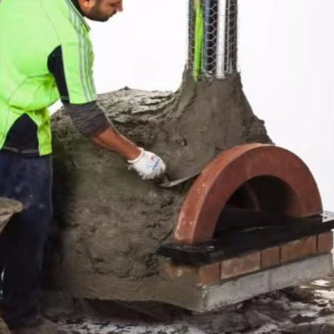 diy wood fire pizza oven complete kit the pizza oven store the