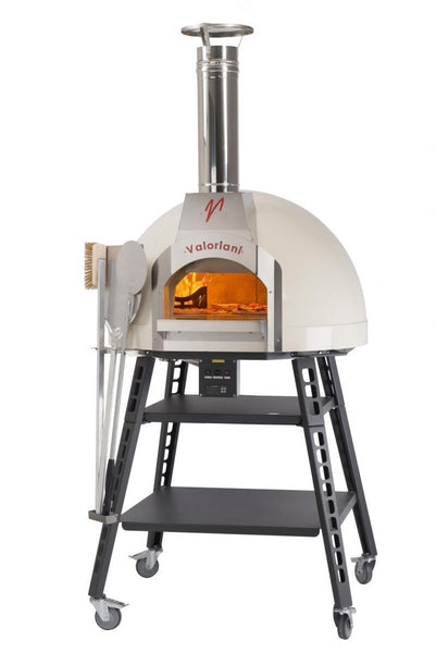 Valoriani Baby 75 Standard Edition Residential Wood Fired Oven - The Pizza Oven Store Australia