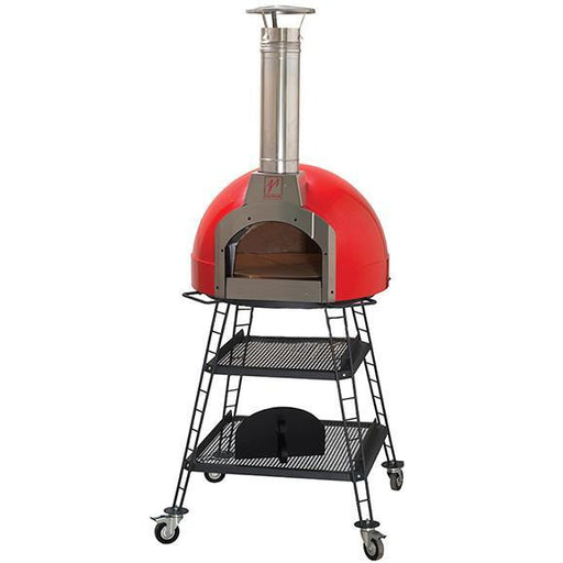 Valoriani Baby 60 Series Luxury Edition Residential Wood Fired Oven | The Pizza Oven Store