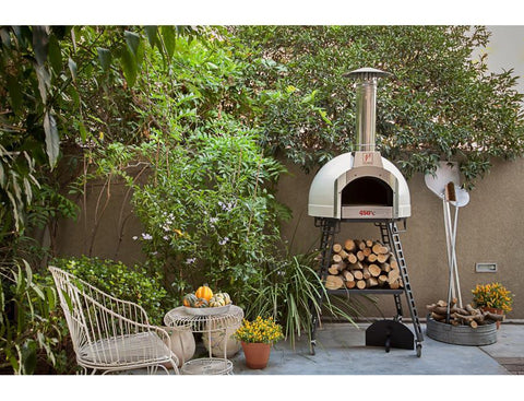 Valoriani Baby Series Luxury Edition Residential Wood Fired Oven the pizza oven store