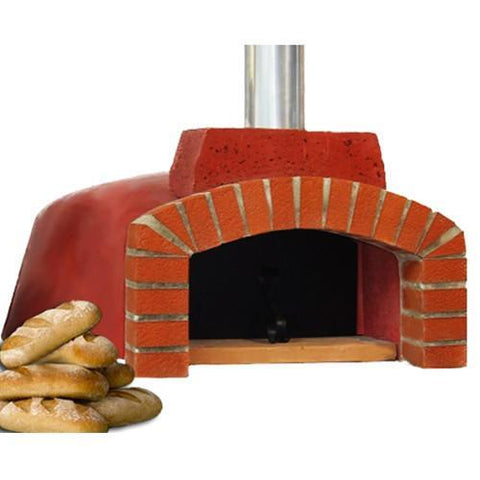 Valoriani FVR120 FVR Series Residential Wood Fired Oven - The Pizza Oven Store Australia