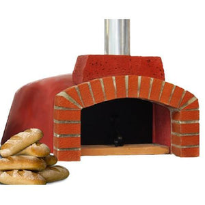 Valoriani FVR80 FVR Series Residential Wood Fired Oven the pizza oven store