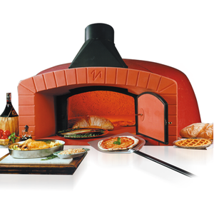 Valoriani TOP Series TOP120 Residential Wood Fired Oven - The Pizza Oven Store Australia