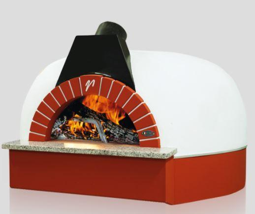 Vesuvio IGLOO120×160 IGLOO Series Oval Commercial Wood Fired Oven - The Pizza Oven Store