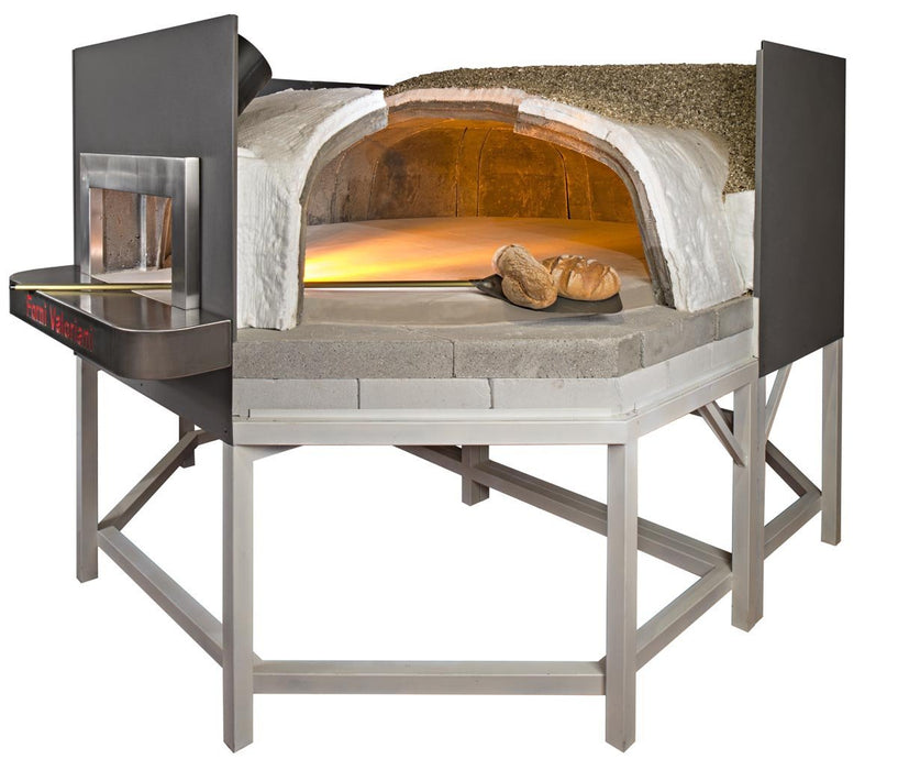 Vesuvio OT Series Maxi 220 Commercial Wood Fired Oven - The Pizza Oven Store
