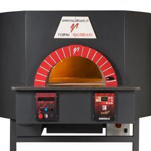 Vesuvio Rotating 120 Commercial Wood Fired Oven the pizza oven store