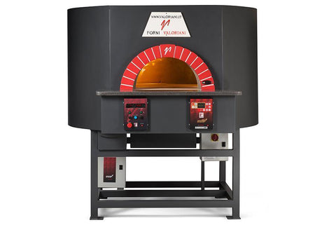 Vesuvio Rotating 120 Commercial Wood Fired Oven - The Pizza Oven Store Australia