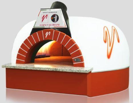 Vesuvio Valoriani Verace 120 Series Commercial Woodfired Oven | The Pizza Oven Store