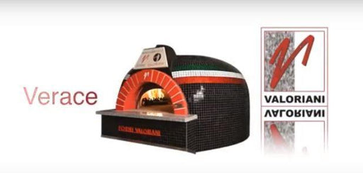 Vesuvio Valoriani Verace 140 Series Commercial Woodfired Oven - The Pizza Oven Store