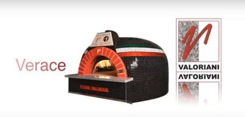 Vesuvio Valoriani Verace 140 Series Commercial Woodfired Oven - The Pizza Oven Store Australia