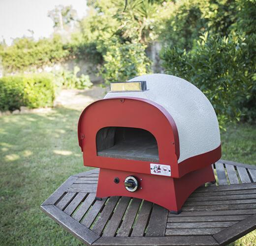 Zio Ciro Subito Cotto MINI Gas Pizza Oven - The Pizza Oven Store